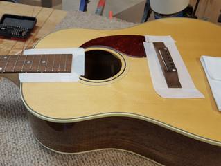 Guitar Setups This Week