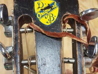 DB Original Dobro - Pickup Install and Repair