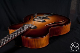2018 Multi-scale Archtop Electric Guitar
