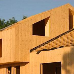 Edilizia in legno, mercato in controtendenza: oltre 3 mila nuove case in Italia nel 2014.