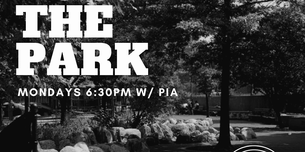 🌳:: YOGA IN THE PARK ::🌳