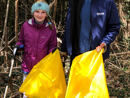 Clean Up Falmouth April 18-25! Pick up NFVA supplies at The Junction!