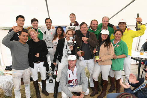 Bentley won the Roude Léiw Polo Club Inauguration Cup 2018. Click for picture gallery!