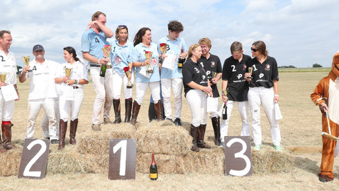 Thrilling final at the Roude Léiw Polo Cup 2019