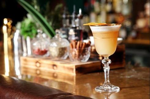Afterwork drink at La P'tit Maison   Februar 1, 2018