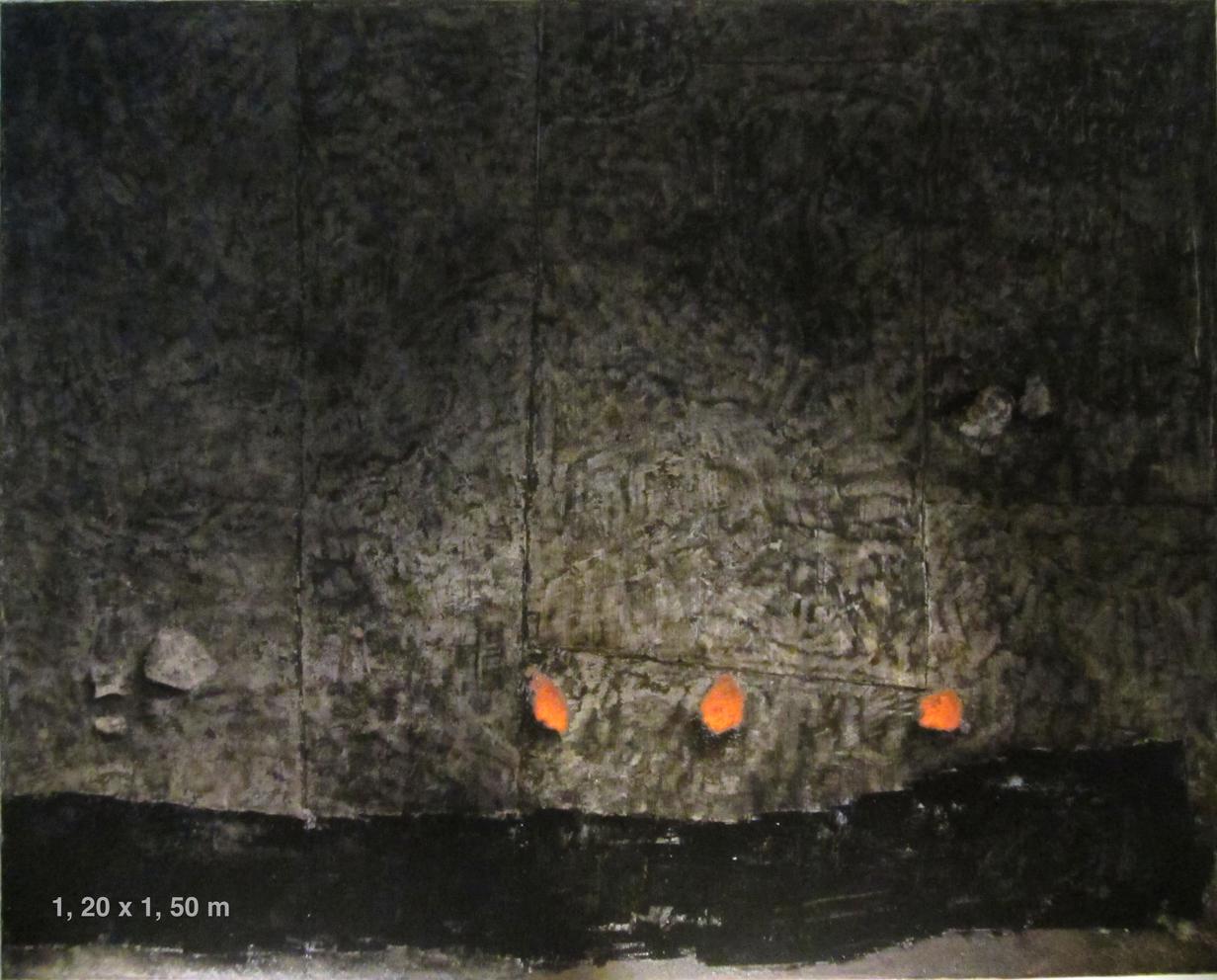 """"""" Silence 1 """", 2013"""