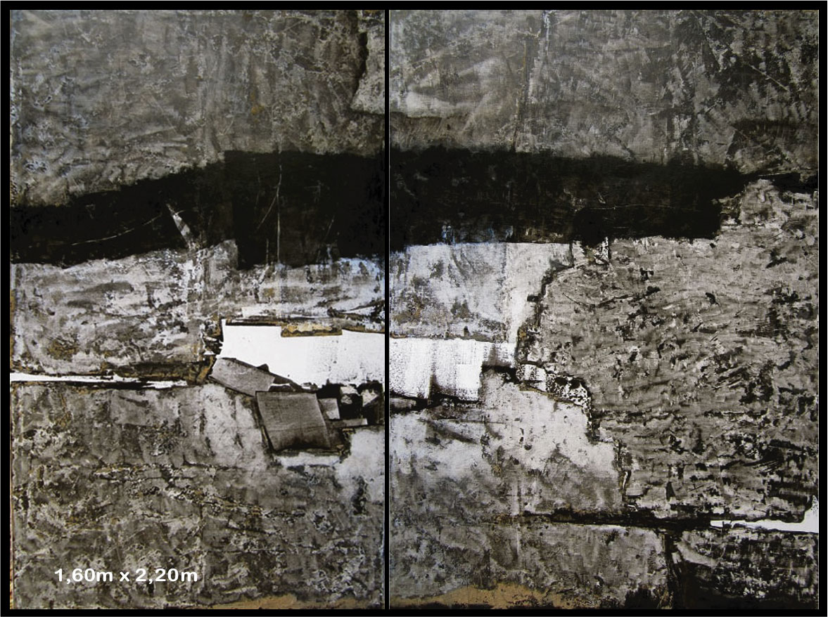 """Horizon blanc"" 2011"