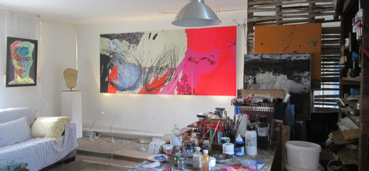 In the workshop / Dans l'atelier