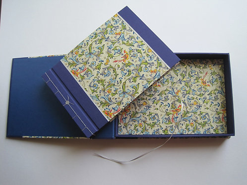 Photo album and box
