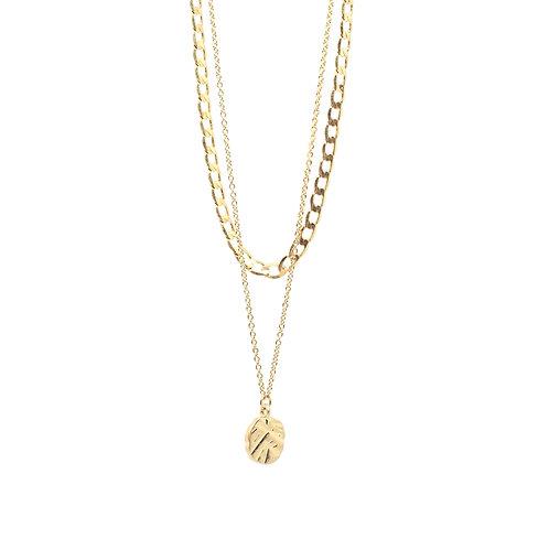 Odine Double Necklace