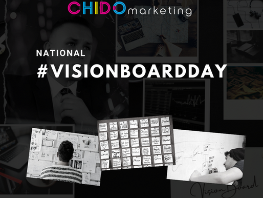National Vision Board Day 2021