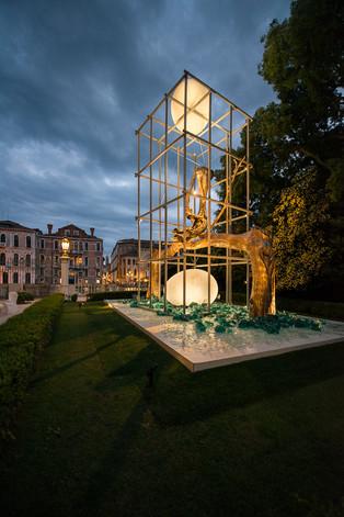 Protected Paradise, GLASSTRESS, La Biennale di Venezia, MAY 11 - NOV 26, 2017, Palazzo Franchetti, V