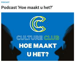 Hoe maakt u het, culture club