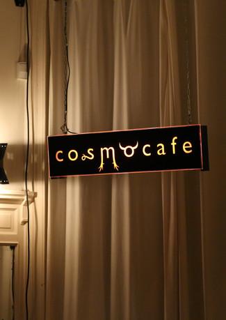 Cosmocafe Brussels