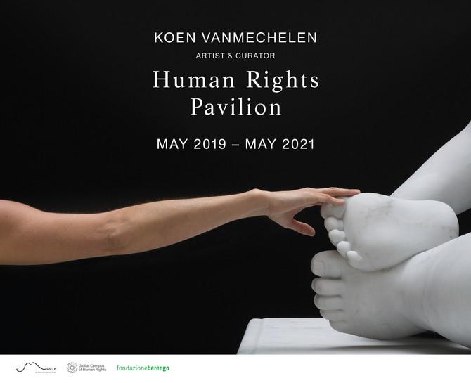 Human Rights Pavilion, World Tour, MAY 2019 - MAY 2022