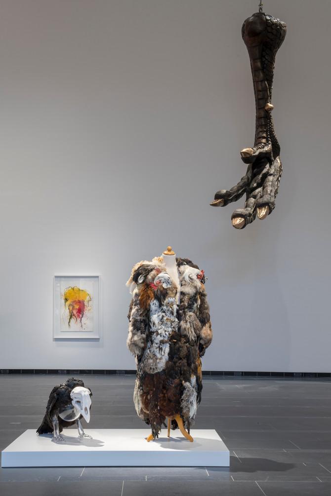 Koen Vanmechelen in permanent art collection Serlachius Museums, Finland