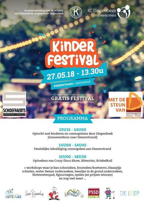 Join us at the Cosmogolem Children festival