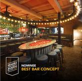 Cosmocafe nominated as Best Bar concept, venuez
