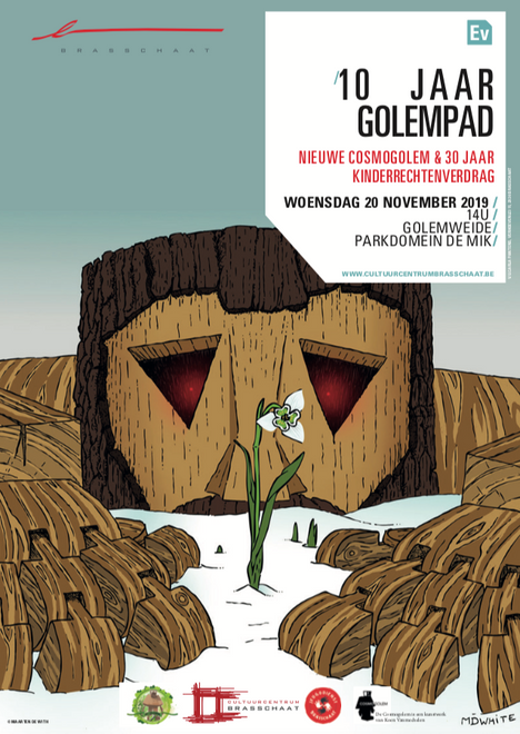 Anniversary party CosmoGolem Brasschaat  + 30 years Convention on the Rights of the Child, 20 Nov, 2