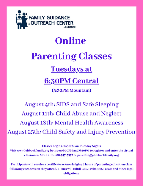 August Parenting Class.png