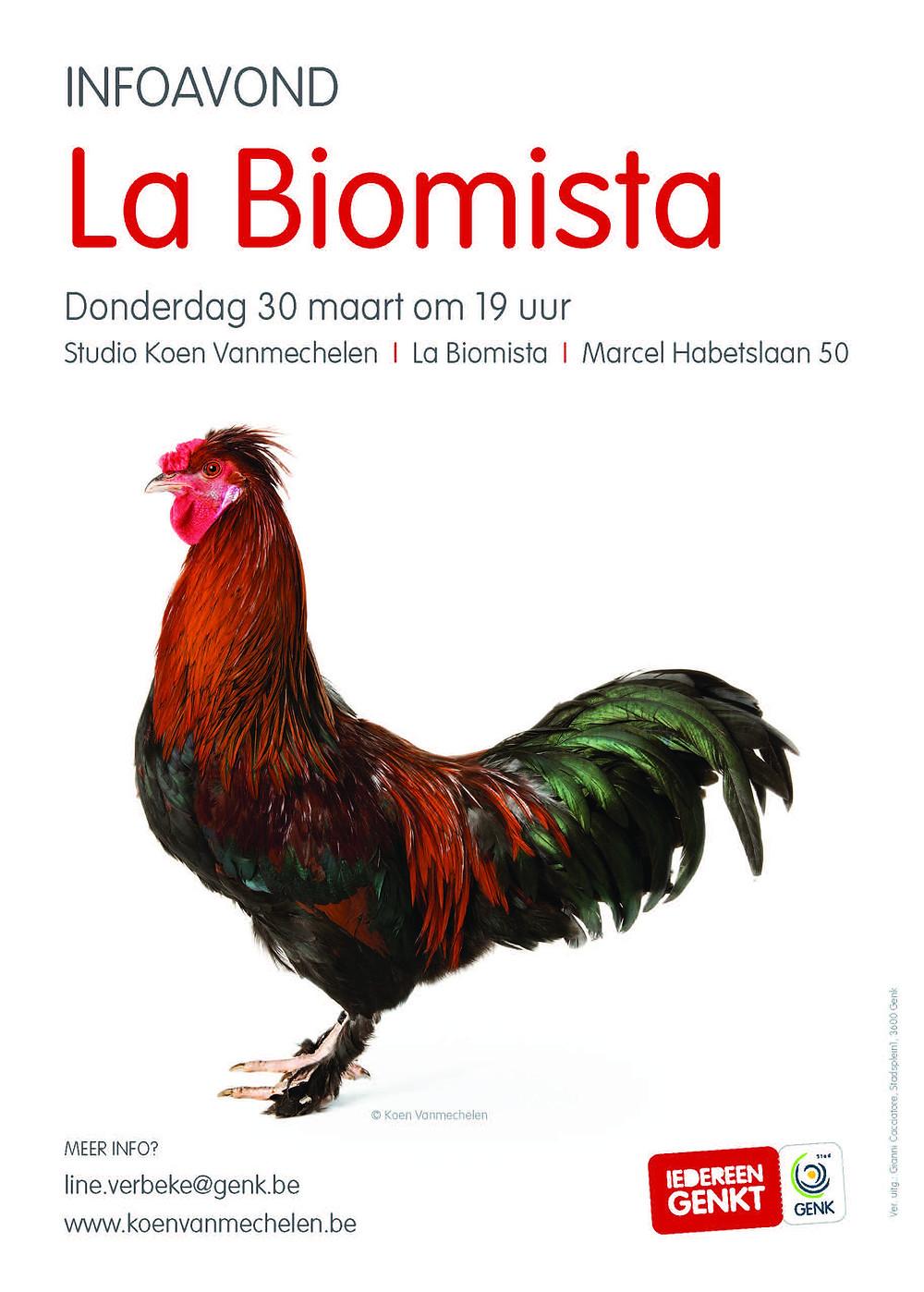 infoavond La Biomista
