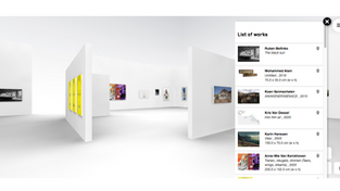 """In the absence of the Artist"", Virtual Exhibition, 14 APR - 14 JUN 2020"