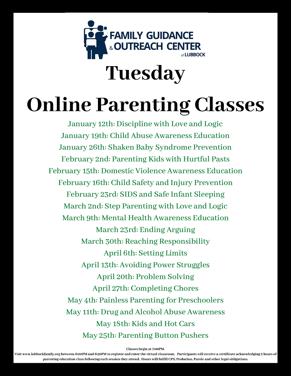 Spring 2021 Tuesday Parenting Classes-1.