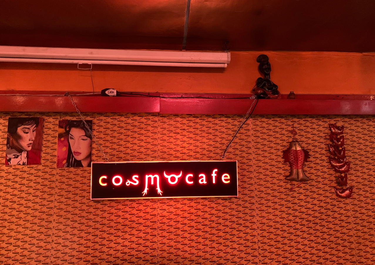 Cosmocafe Cape Town