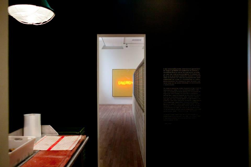 Installation view, This is Not a Chicken, De Domeinen, Sittard (NL)