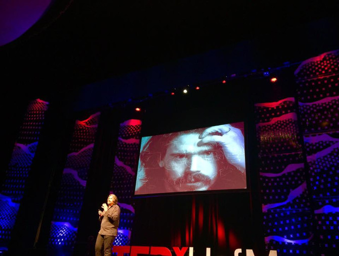 Watch Koen's TED talk at TEDxUofM