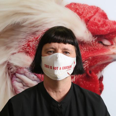 MOUTH Mask - egg