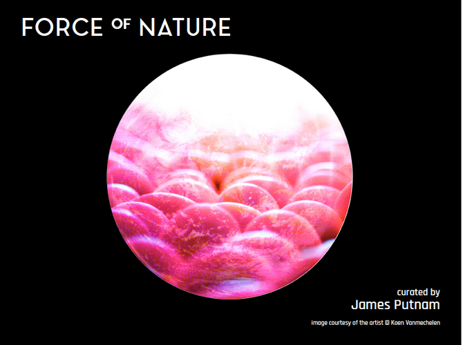 Force of Nature, The Art Pavilion, London (UK), MAR. 4 -APR. 6