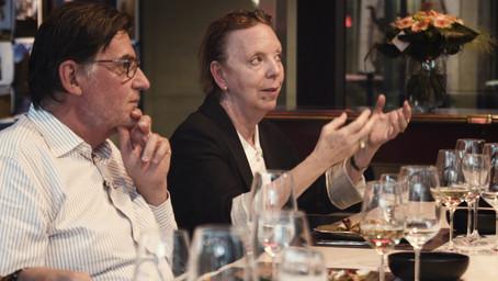 dr Luc Vrielinck & Jill Silverman van Coenegrachts, curator
