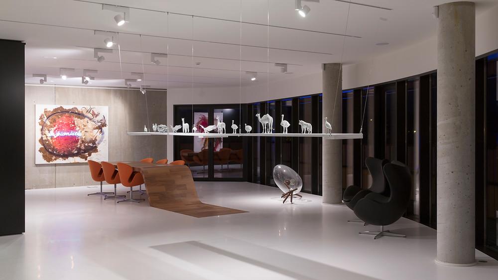installation view, Diversity, cosmOpolitan Gallery, Genk (BE)