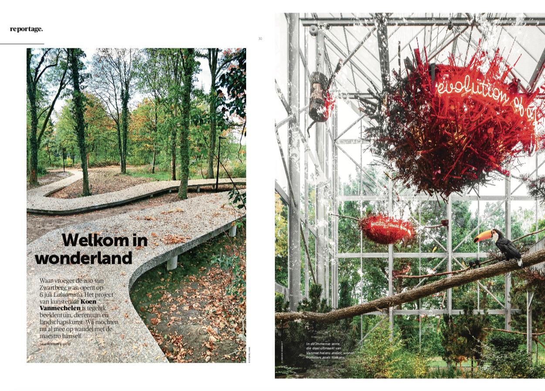 De Morgen Magazine, 2019