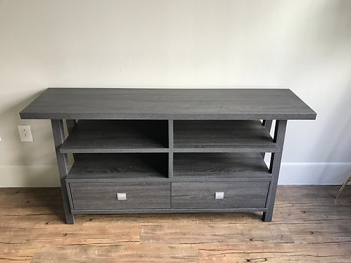 Wooden Tv media stand