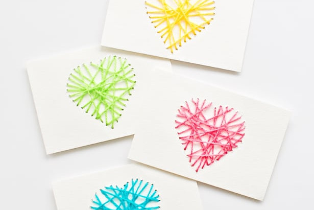 Lovely (and Simple) Mothers Day Crafts