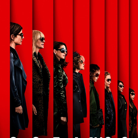 Ocean's 8 Review: The Fragrance of Agenda