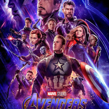 Avengers Endgame Film Review