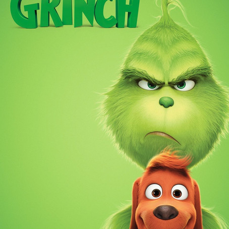"The ""Likeable"" Grinch Review"