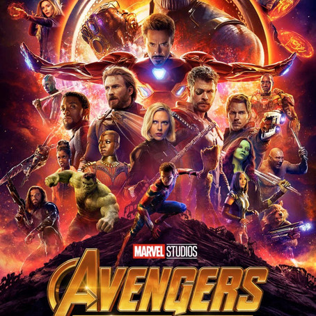 "Avengers: Infinity War Review ""A War to End All Wars"""
