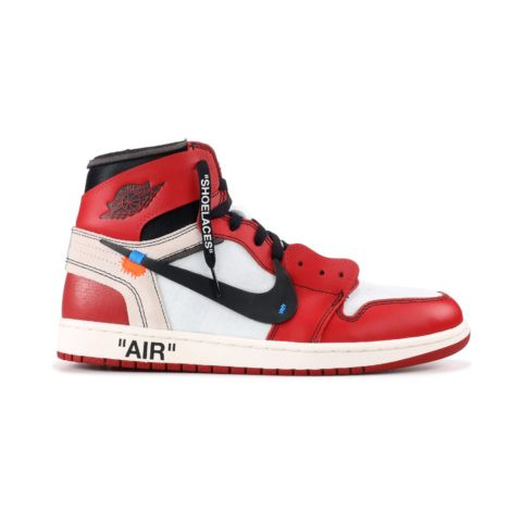 "8a938883dec Tênis Nike Air Jordan x Off White ""CHICAGO"" – Nike Air Max 97 x Off White.  Compre Vestuários"