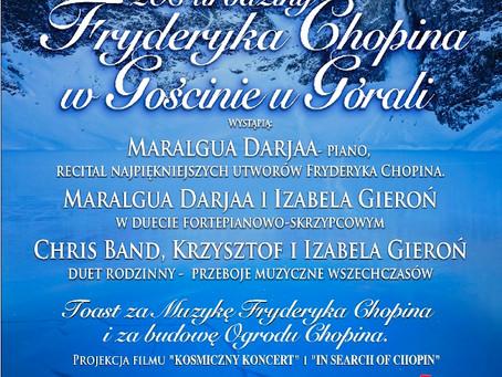 """""""Chopin w gościnie u Górali"""""""