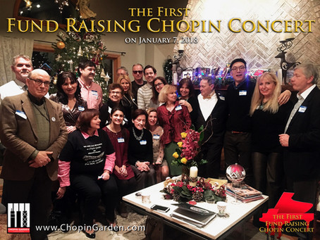 Koncert Pianistyczny - Fundraiser