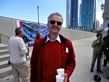 Mr. Zenon Kurdziel, Architect of the Chopin Garden Project