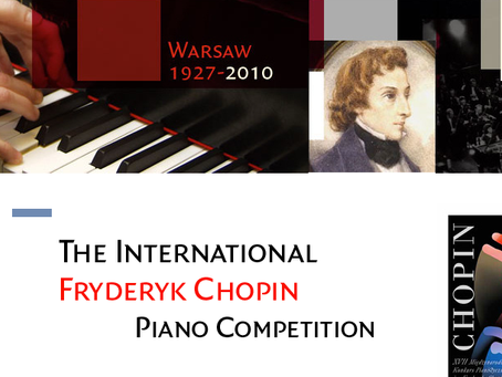 Chopin's Music Lives on Forever