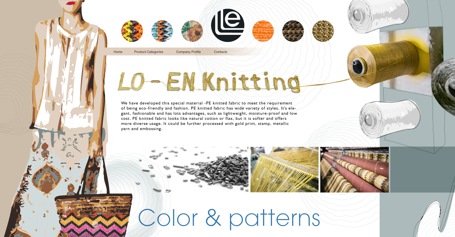 LEON knitting manufacture