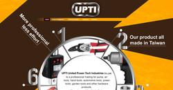 UPTI hand tools design