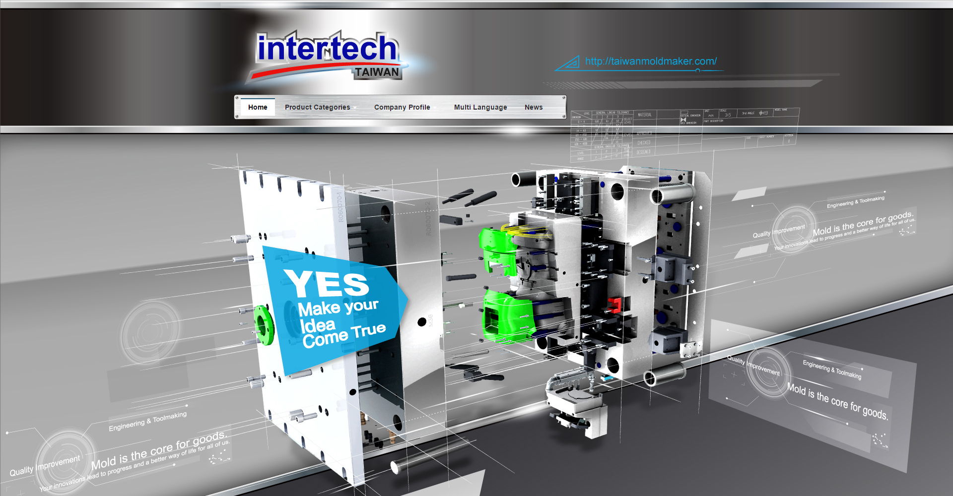 intertech mold manufacture