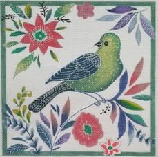 Green Spring Bird